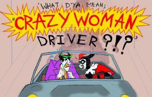 crazy_woman_driver_by_amymethvenart-d4hvdxr